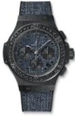 Hublot Big Bang 41mm 341.CX.2740.NR.1200.JEANS Jeans Ceramic Black Diamonds