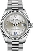 Rolex Datejust 178279-0081 31mm White Gold