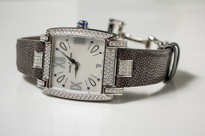 Ulysse Nardin 133-91AC/491 Caprice Full Diamonds - фото 2