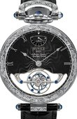 Bovet Fleurier AIF0T002-GO carving Amadeo Grand Complications 45 7-Day Tourbillon