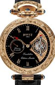 Bovet Fleurier AIT7001 Fleurisanne engraving Amadeo Grand Complications 44 Tourbillon 7 jours Aiguillage Inverse