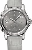 Ulysse Nardin Classico 3243-222B/91 Dual Time Lady Manufacture