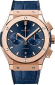 Hublot Classic Fusion 541.OX.7180.LR Chronograph King Gold