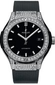 Hublot Classic Fusion 582.nx.1170.rx.1704 Automatic 33 mm Ladies Watch