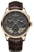 Jaeger LeCoultre Duometre 601244J Chronograph Magnetite Grey