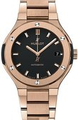 Hublot Classic Fusion 568.OX.1180.OX King Gold