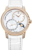 Harry Winston Midnight MIDAMP36RR001 Date Moon Phase Automatic 36 mm