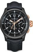 Jaeger LeCoultre Master 205L570 Compressor Sport and Complication Chronograph Ceramic