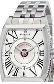 Perrelet Double Rotor A1029/A Silver Guilloche Dial Automatic