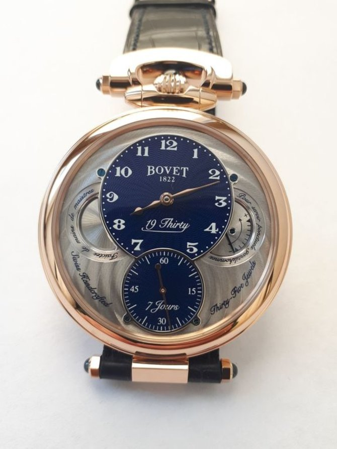 Bovet NTR0013 Fleurier Amadeo 19Thirty - фото 2