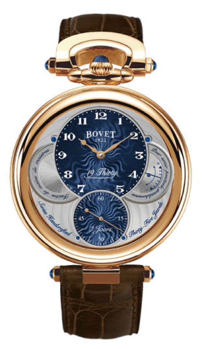 Bovet NTR0013 Fleurier Amadeo 19Thirty - фото 1