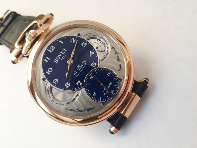 Bovet NTR0013 Fleurier Amadeo 19Thirty - фото 4