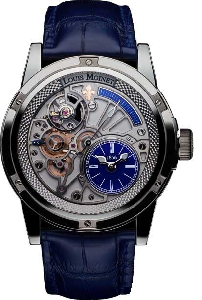 LM-39.20.20 Louis Moinet 20 Second Tempograph Limited Editions