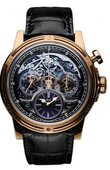 Louis Moinet Extraordinary Pieces LM-54.50.20 Memoris