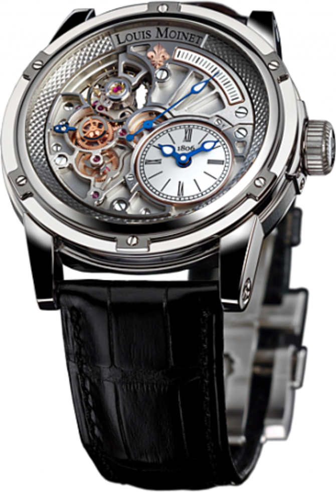 LM-39.20.80 Louis Moinet 20 Second Tempograph Limited Editions
