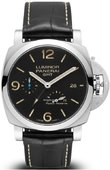 Officine Panerai Luminor PAM 01321 1950 3 Days GMT Power Reserve Automatic Acciaio
