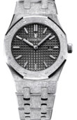 Audemars Piguet Royal Oak 67653BC.GG.1263BC.02 Frosted Gold Quartz
