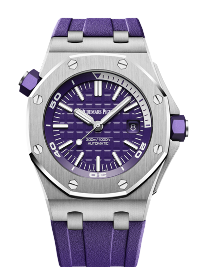 15710ST.OO.A077CA.01 Audemars Piguet Diver Royal Oak Offshore