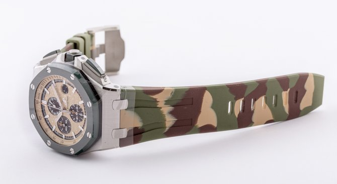 26400SO.OO.A054CA.01 Audemars Piguet Chronograph Royal Oak Offshore