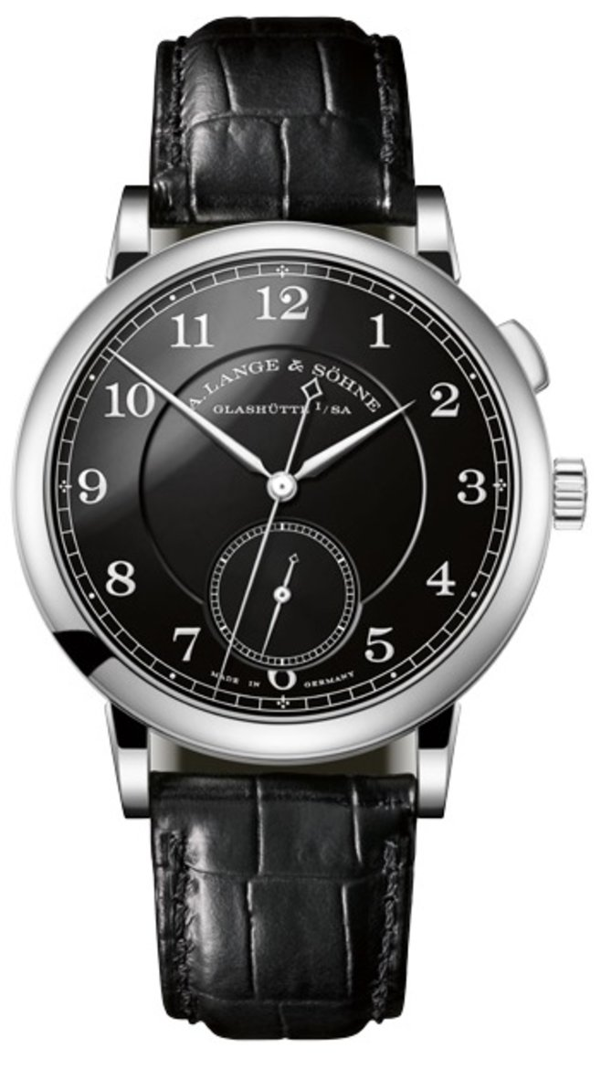 "297.078 A.Lange and Sohne ""Homage to Walter Lange"" 1815"
