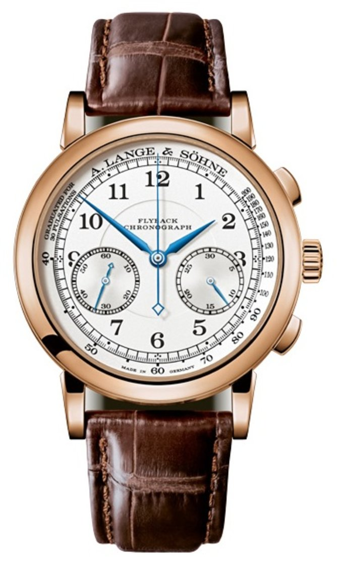 414.032 A.Lange and Sohne Chronograph 1815