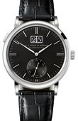 A.Lange and Sohne Saxonia 381.029 Outsize Date