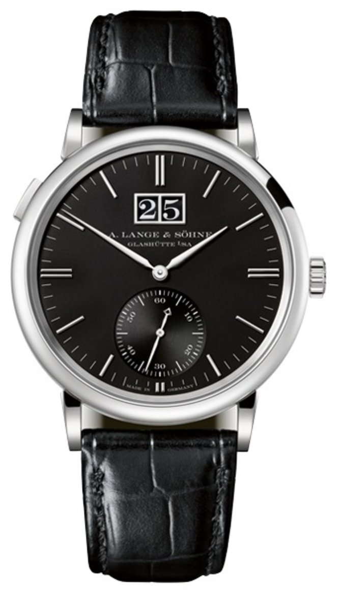 381.029 A.Lange and Sohne Outsize Date Saxonia
