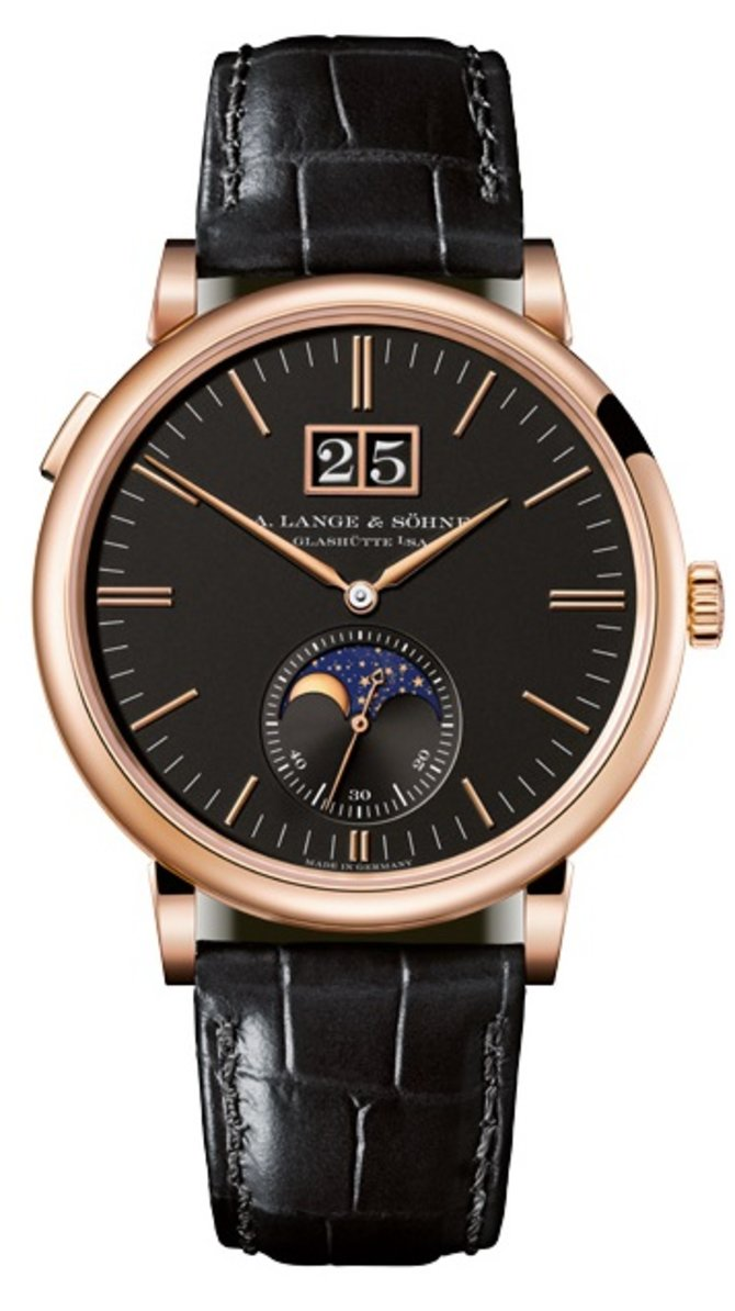 384.031 A.Lange and Sohne Moon Phase Saxonia