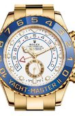 Rolex Yacht Master II 116688 Regatta Chronograph Yellow Gold New 2017