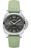 Officine Panerai Luminor PAM00755 Due 3 Days Automatic Acciaio - 38 mm