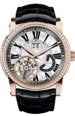 Roger Dubuis Hommage RDDBHO0579 Flying Tourbillon Big Date
