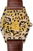 Cartier Tortue HPI01190 Yellow Gold