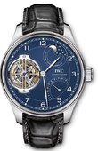 IWC Часы IWC Portugieser IW590203 Constant-Force Tourbillon Edition «150 Years»