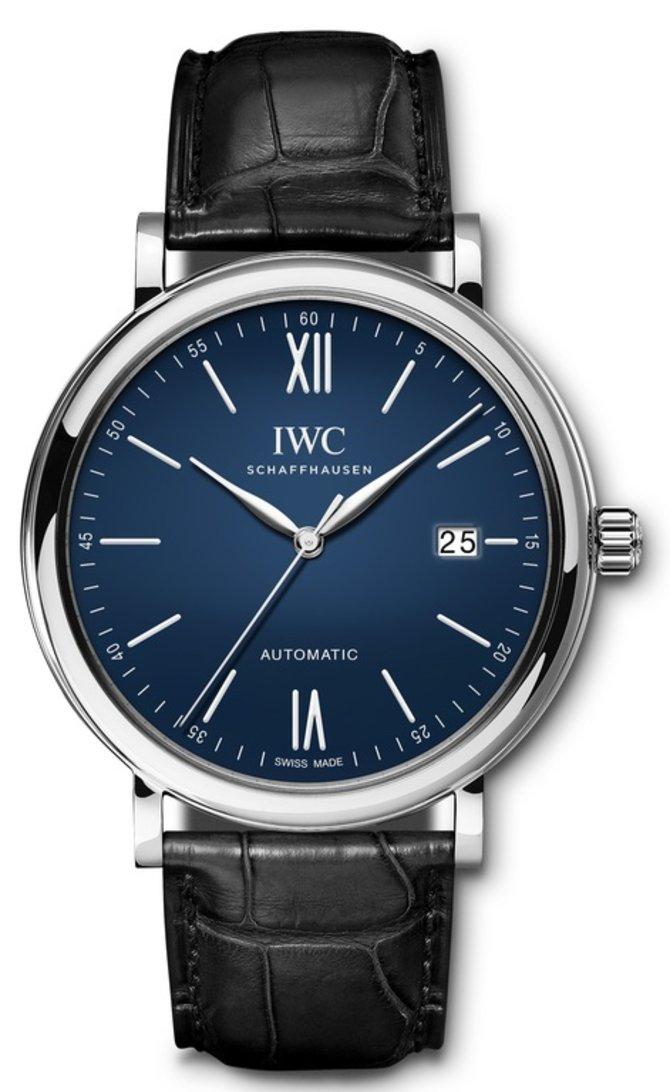 Ломбард iwc portofino часовой золотые куда часы сдать