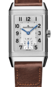 Jaeger LeCoultre Reverso 2458422 Classic Medium Duoface Small Second