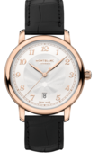 Montblanc Star 116509 Legacy Automatic Date 39 mm