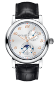 Montblanc Star 113848 Traditional Twin Moonphase
