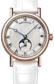 Breguet Classique 9087br/52/964 Automatic Moonphase 30 mm Ladies