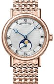 Breguet Classique 9087br/52/rc0 Automatic Moonphase 30 mm Ladies