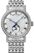 Breguet Classique 9088bb/52/bc0/dd0d Automatic Moonphase 30 mm Ladies