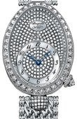 Breguet Reine De Naples 8928bb/8d/j20.dd00 Automatic Mini Ladies