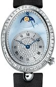 Breguet Reine De Naples 8909bb/vd/864.d00d Power Reserve Ladies