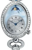 Breguet Reine De Naples 8909bb/vd/j29.ddd0 Power Reserve Ladies