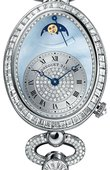Breguet Reine De Naples 8909bb/vd/j29.dddd Power Reserve Ladies