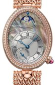 Breguet Reine De Naples 8908br/5t/j20/d000 Power Reserve Ladies
