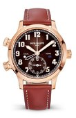 Patek Philippe Complications 7234R-001 Complicated Watches Calatrava Pilot Travel Time