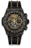 Hublot Big Bang Unico 411.QX.1180.PR.TMT18 TMT Carbon Gold 45 mm