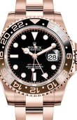 Rolex Часы Rolex GMT-Master II 126715CHNR-0001 40 mm Everose Gold