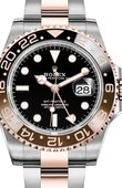 Rolex Часы Rolex GMT-Master II 126711CHNR-0002 Steel and Yellow Gold