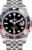 Rolex Часы Rolex GMT-Master II 126710BLRO-0001 Steel 40 mm
